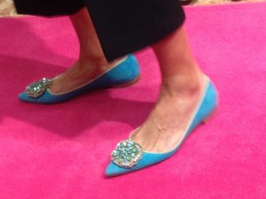 Adorned Shoes